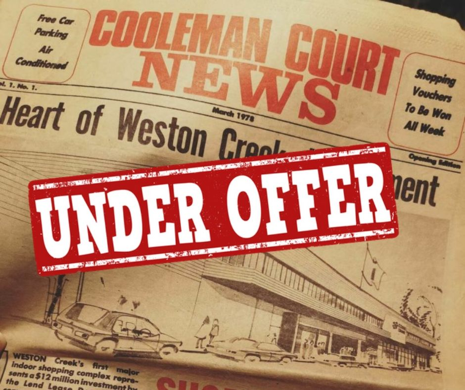 cooleman court under offer