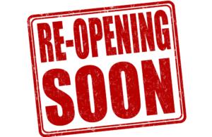 reopen soon